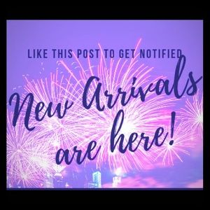 Other - New Arrivals- like this post😊